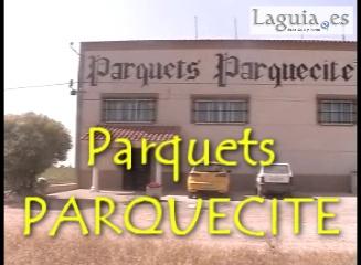 Logo de Parquets PARQUECITE