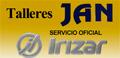 Logo de TALLERES JAN