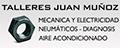Logo de  Talleres Juan Muñoz Izquierdo