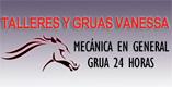 Logo de  Talleres y Gruas Vanessa